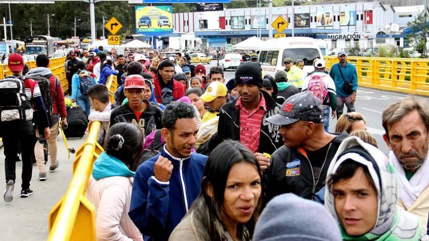 Photo of Defensorías de Colombia, Ecuador y Perú piden facilitar migración venezolana