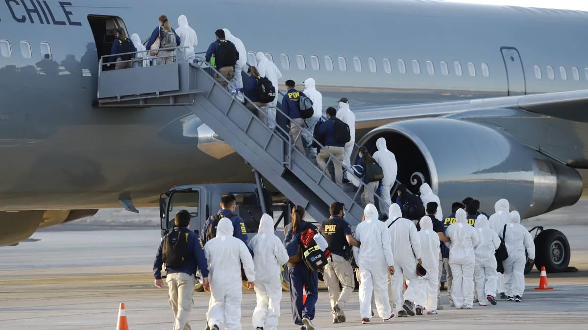 Photo of Corte chilena anula expulsión de 51 migrantes venezolanos