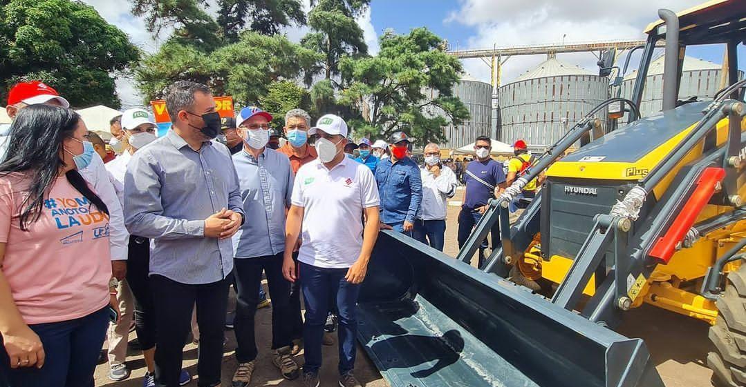 Photo of 350 productores sureños se beneficiaron en la Primera Feria de Fertilizantes en Anzoátegui