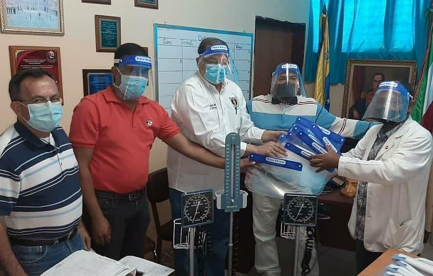Photo of Alcaldía de Anaco entregó implementos de bioseguridad en Hospital Angulo Rivas