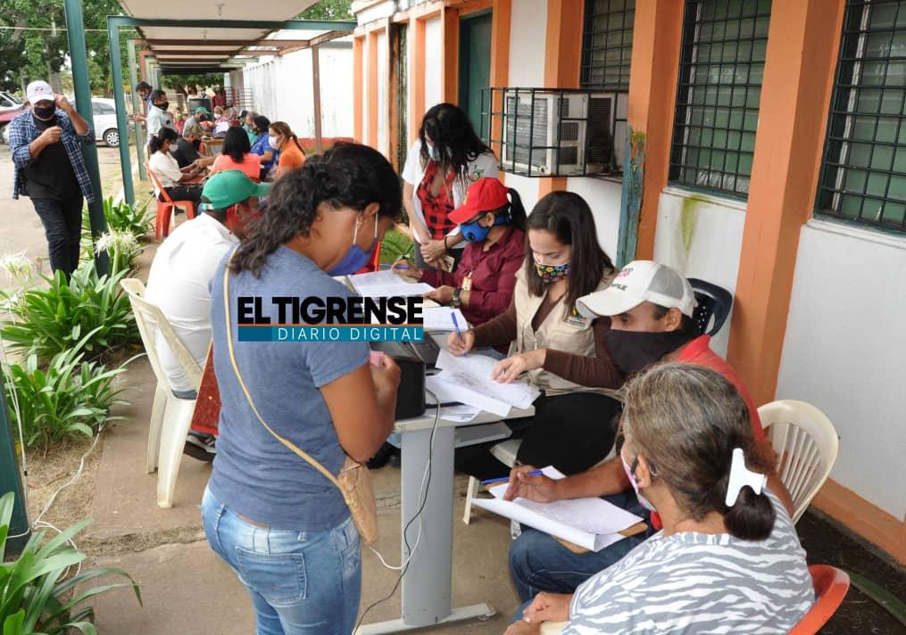 Photo of Realizan jornada de atención integral al productor en El Tigre