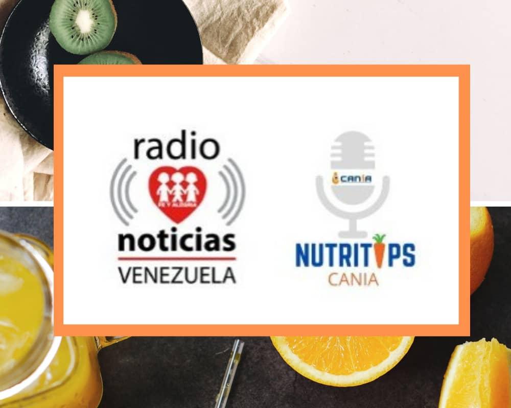 Photo of Cania difunde sus nuevos Nutri Tips radiales en alianza con Radio Fe y Alegría
