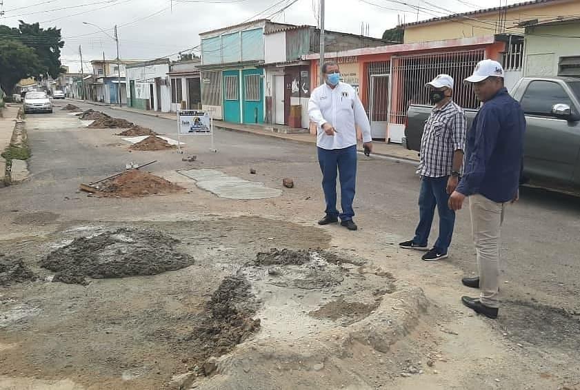 Photo of Reinician plan de bacheo en Anaco
