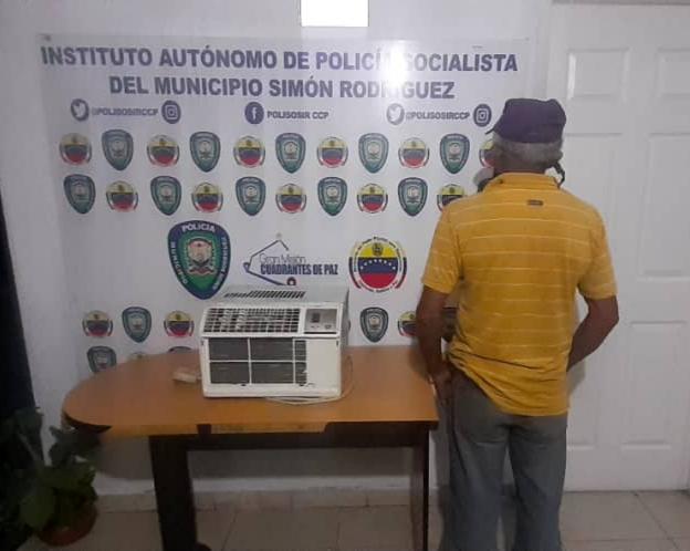 Photo of Sexagenario es detenido por robo en vivienda