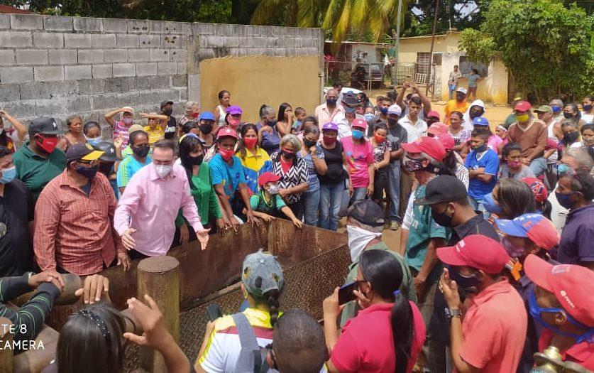 Photo of Reactivado pozo de agua de Los Vencedores III