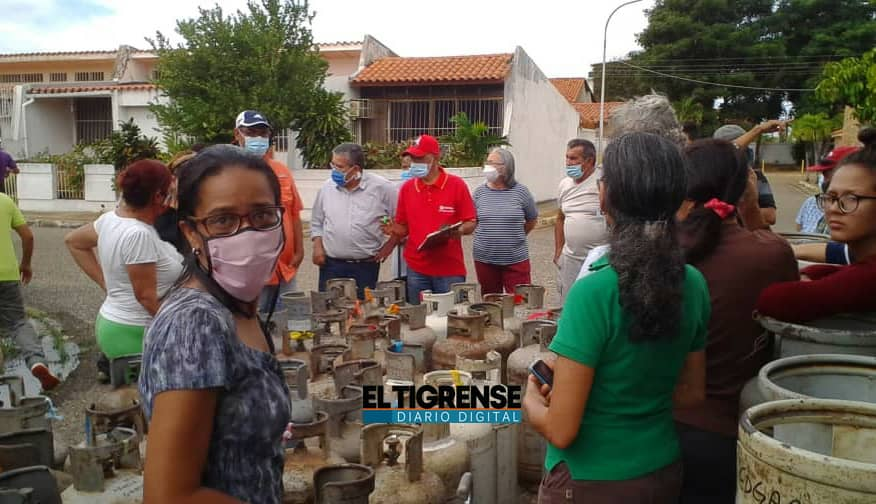 Photo of Inició distribución de gas comunal a condominios en El Tigre
