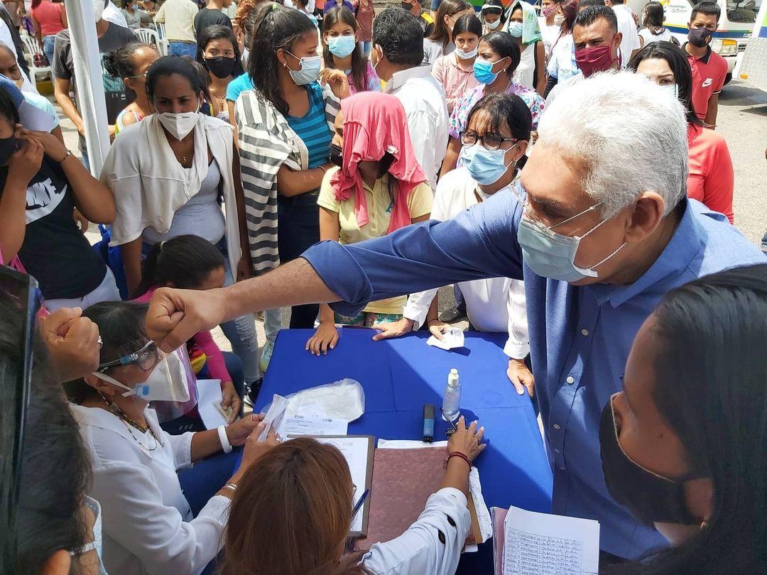 Photo of Más de 450 mujeres beneficiadas con Caravana de la Salud  en Guanire