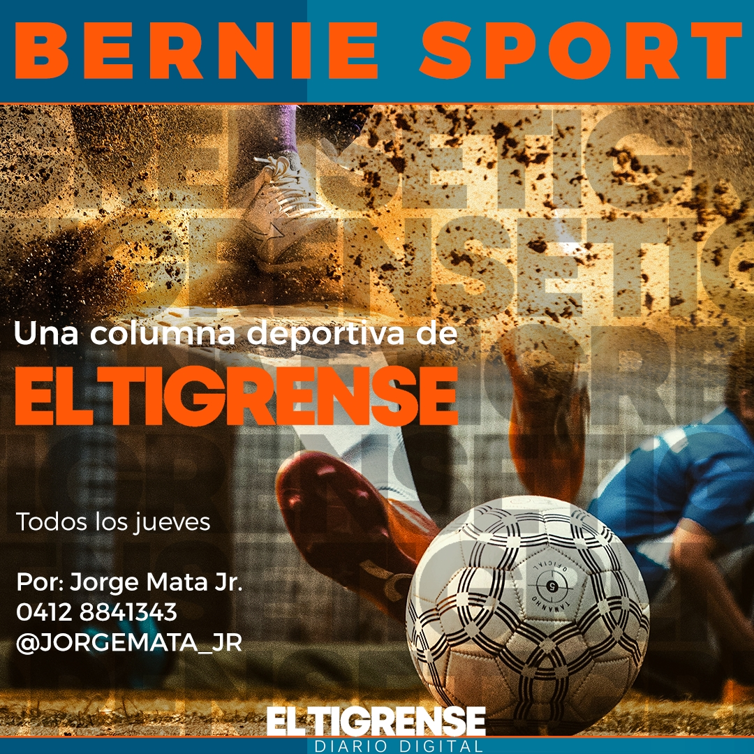 Photo of BERNIE SPORT – Edición N.14