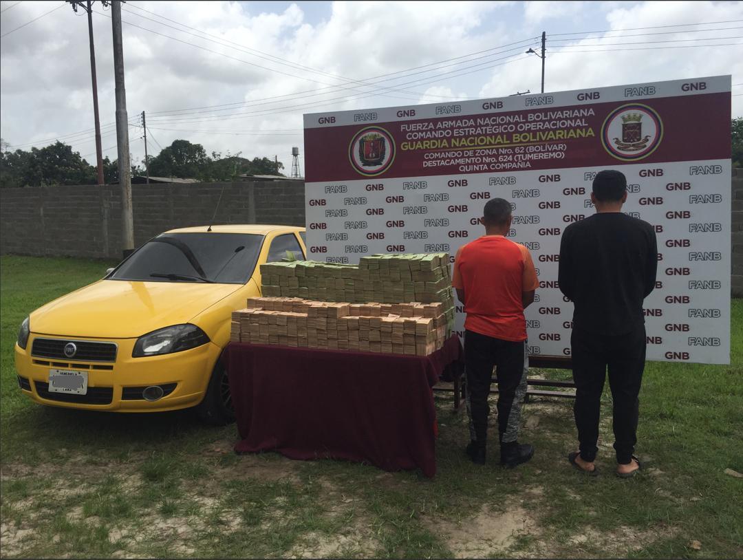 Photo of GNB captura a dos sujetos por contrabando y extracción del cono monetario en el estado Bolívar