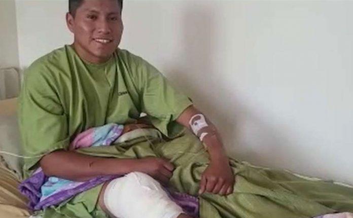 Photo of Sobreviviente del vuelo Chapecoense se salvó de otro accidente en el que murieron 20 personas