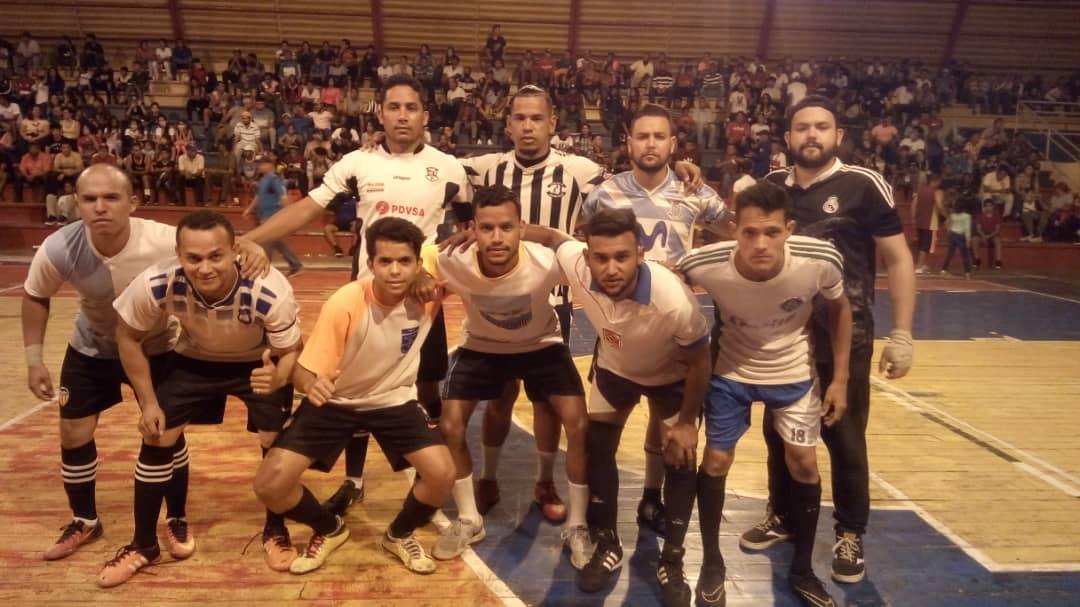 Photo of El Tigre se tituló campeón en torneo de futsala
