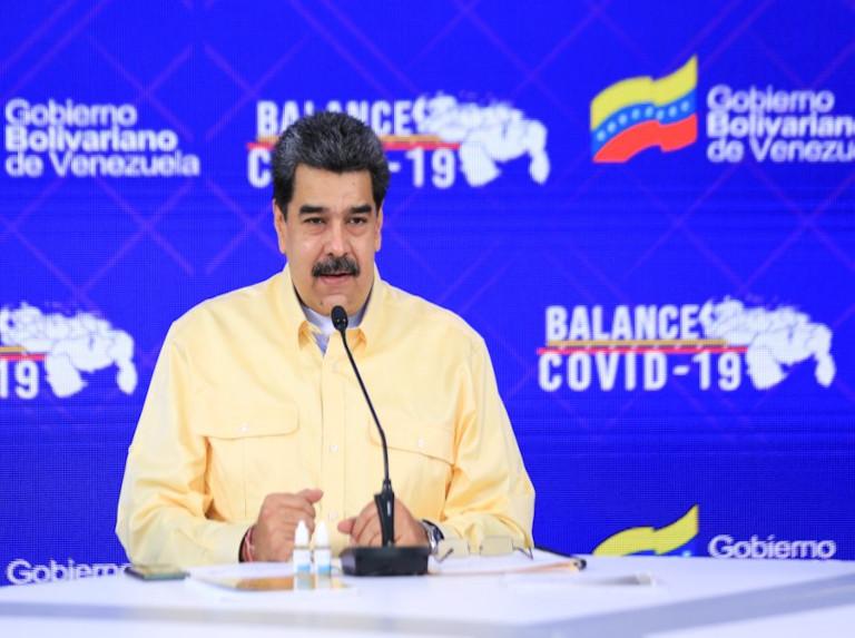 Photo of Maduro confirmó la detección 10 casos con de la cepa brasilera en Venezuela