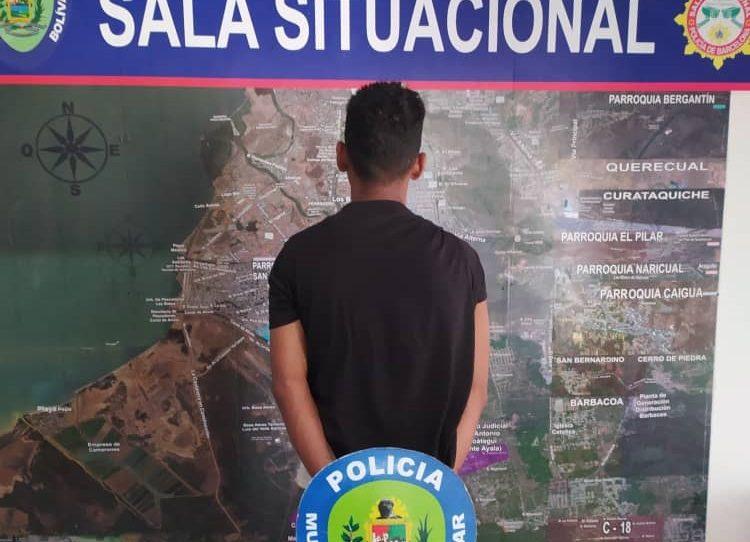 Photo of Funcionarios de Polibolívar detuvieron 4 presuntos delincuentes en 24 horas