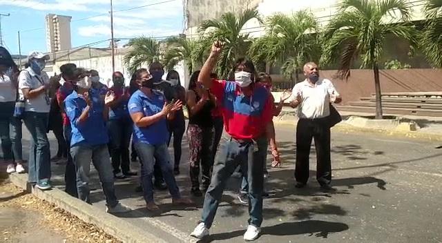 Photo of Empleados de Hidrocaribe exigen mejores sueldo y condiciones para trabajar