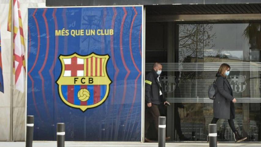 Photo of Detienen a Josep Maria Bartomeu, ex directivos del Barcelona FC
