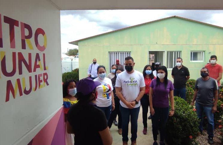 Photo of Inaugurado Centro Comunal de la Mujer en Anaco