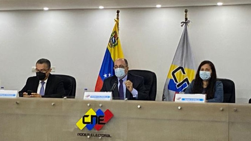 Photo of CNE anunció las Megaelecciones para el 21 de noviembre