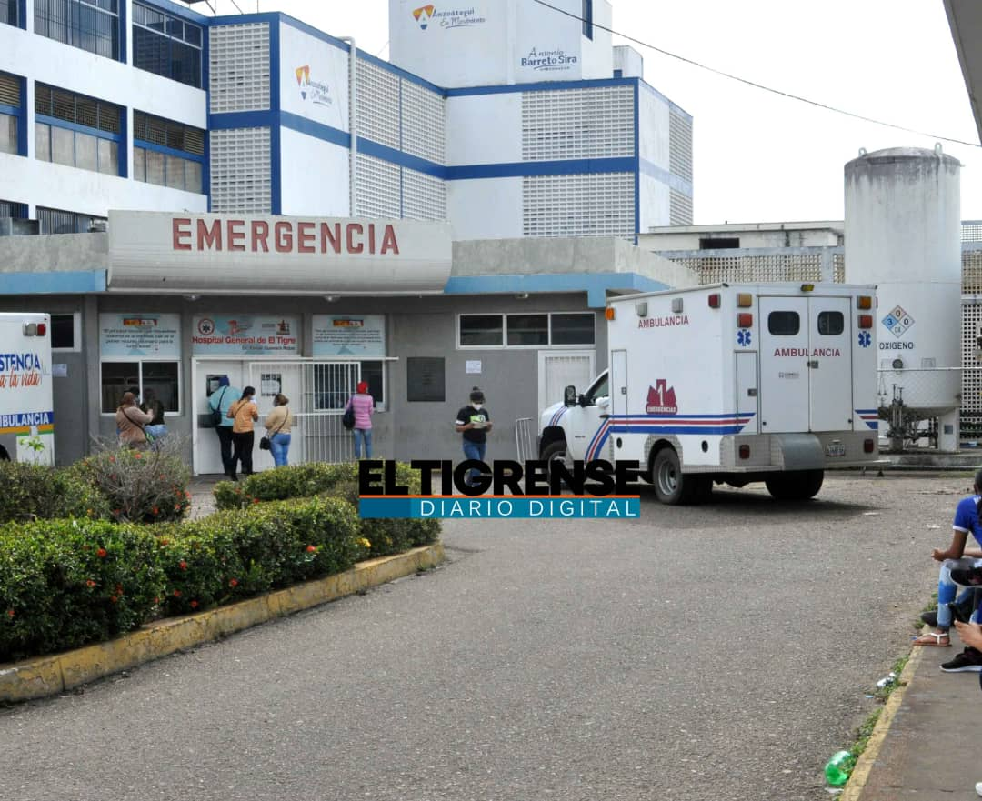 Photo of 14 pacientes con síntomas asociados al Covid se encuentran el Hospital de El Tigre